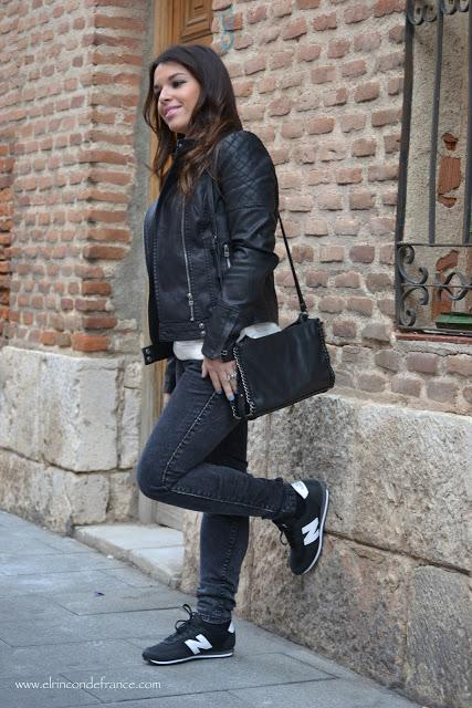look con new balance mujer