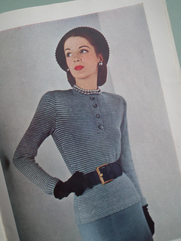 Vintage knitting - Paperblog