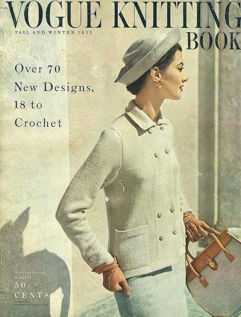 vintage knit photos