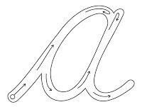 ¿Cuando usar la letra cursiva?