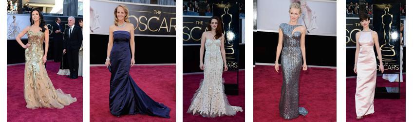 Vestidos Oscars 2013 (invitadas)
