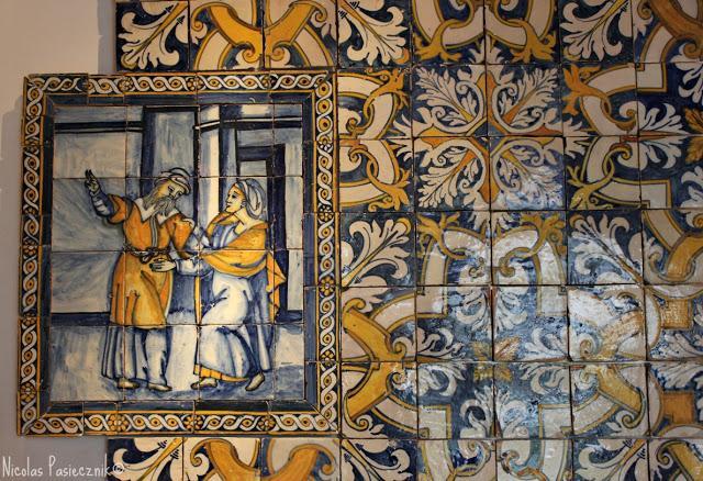 Cr nicas de lisboa el museu do azulejo paperblog for El rey de los azulejos