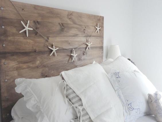Diy cabeceros para cama paperblog - Cabezales de cama de madera ...