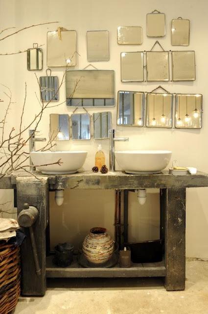 Quiero dar a mi mueble de ba o un toque original paperblog - Quiero reformar mi bano ...