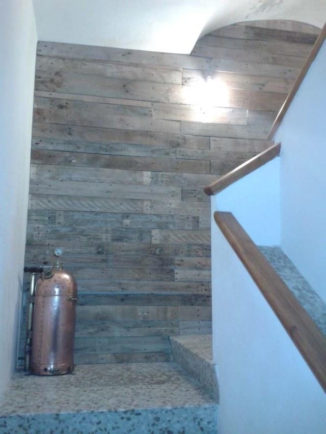 Antes y despu s la pared con humedad de jon paperblog - Humedad en pared ...