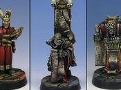 James Wappel Miniature Painting: Some more Retinue figures Inquisitors