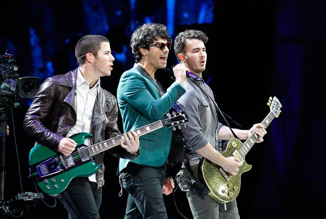 Le retour des Jonas Brothers ? L'indice en photo
