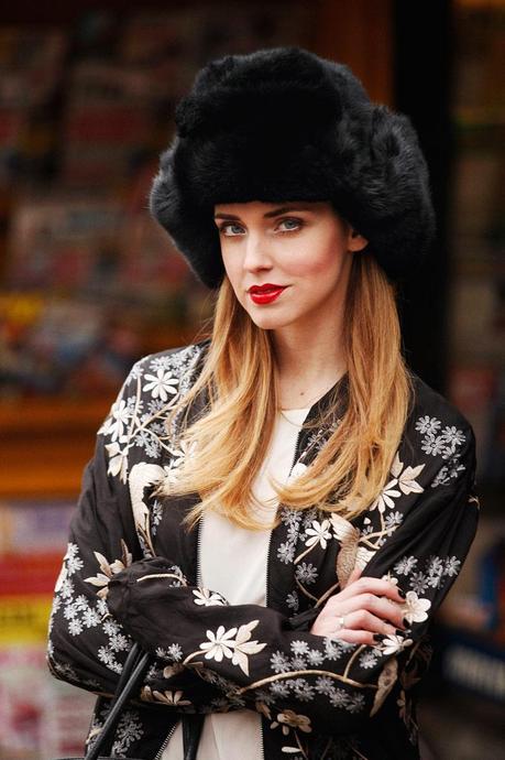 7días 7looks Vogue: Chiara Ferragni, día 3.