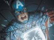 Portada alternativa Jung-Geun Yoon para Captain America