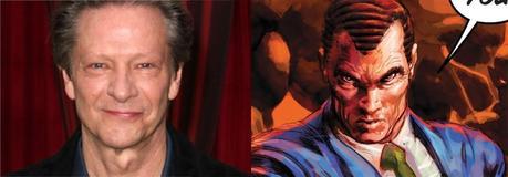 Chris Cooper Sera Norman Osborn En The Amazing Spider-Man 2