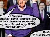 "sainete ""obrero"" Bárcenas"