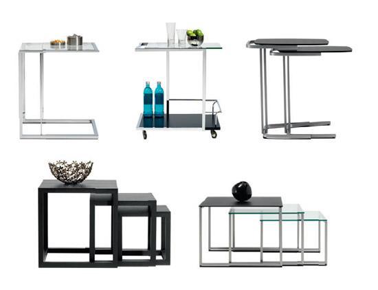 Soluciones para espacios peque os mesas nido paperblog for Mesas para espacios pequenos