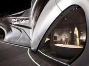 Roca London Gallery, Zaha Hadid