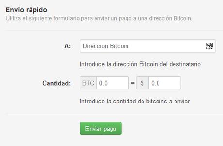BlockChain - Monedero online para gestionar la criptomoneda Bitcoin
