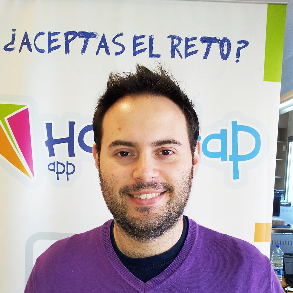 José Ignacio Florido, nuevo director de marketing de Hooptap
