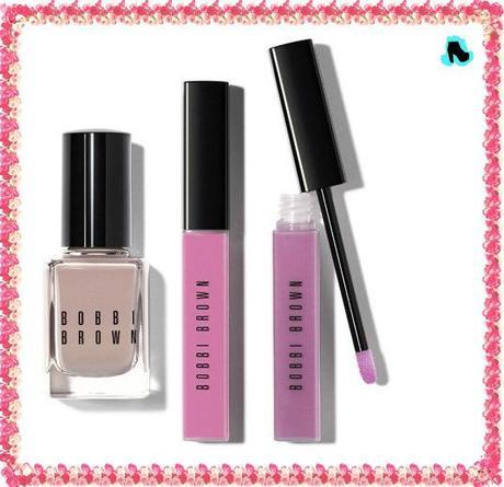 bobbi-brown-spring-summer-2013-lilac-rose-lip-gloss-nail-polish