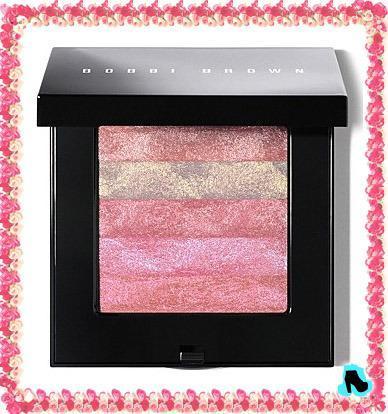 BB Lilac Rose Shimmer Brick BB