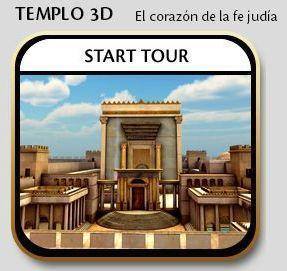 De visita virtual por el Templo de Jerusalén en 3D