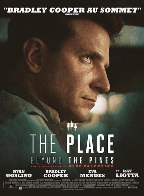 """""""The Place Beyond The Pines"""": pósters individuales de Ryan Gosling, Eva Mendes y Bradley Cooper"""