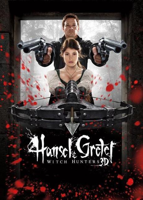 Hansel y Gretel poster 3D
