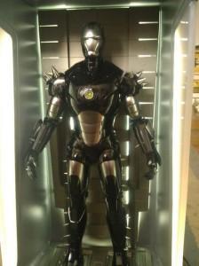 Destructor Armor de Iron Man 3