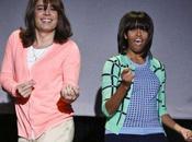 Tripeate Michelle Obama mejores pasos baile programa Jimmy Fallon