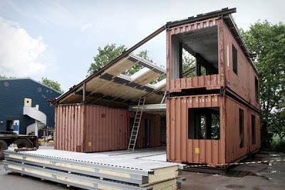 Containers habitables page 1 de todo un poco Casas con contenedores precios
