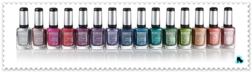 Manicura efecto espejo de kiko paperblog - Pintaunas kiko efecto espejo ...