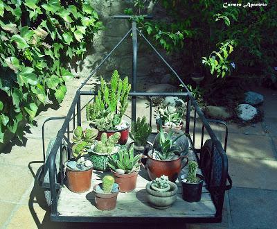 Decora tu jardin con cosas antiguas paperblog for Decora tu jardin