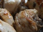 Pollo Ajillo