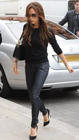 Consigue los tacones imposibles de Victoria Beckham