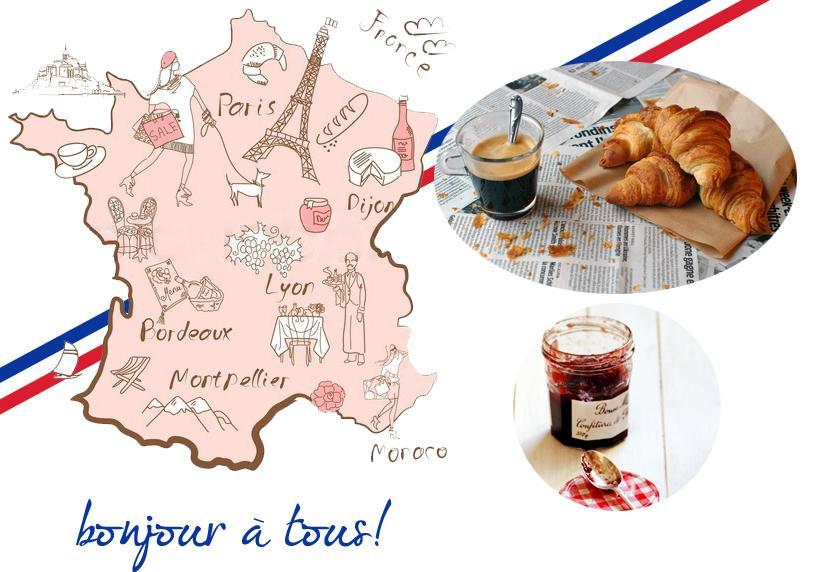 La cultura francesa en la que fui creciendo paperblog for Cultura francesa comida