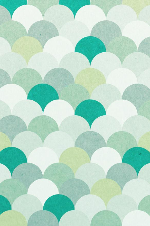 green fish wallpaper for phone - photo #16
