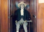 curiosa historia Jeremy Bentham