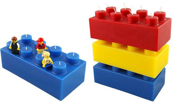 Muebles con piezas de Lego. Jugamos? - Paperblog
