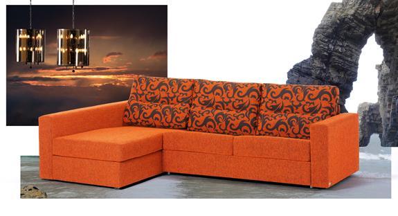 la comodidad de un sof el descanso de una cama