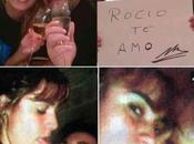 Novia Maradona sorprendida besándose otra mujer