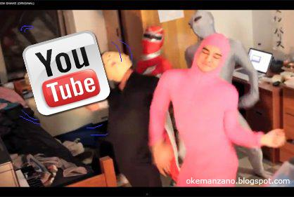 youtube baila harlen shake