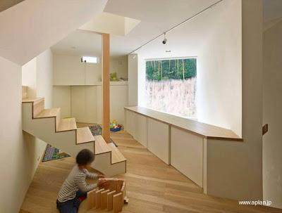 Casa ultra moderna japonesa paperblog for Casa minimalista japonesa