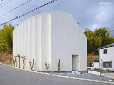 Casa ultra moderna japonesa paperblog for Casa ultramoderna