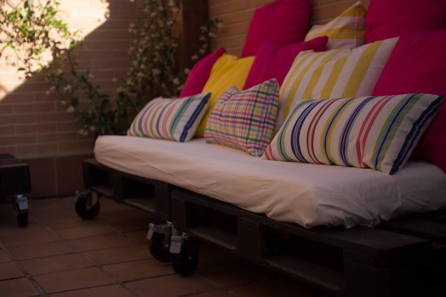 diy c mo se hace una mesa y unos sof s de palets por