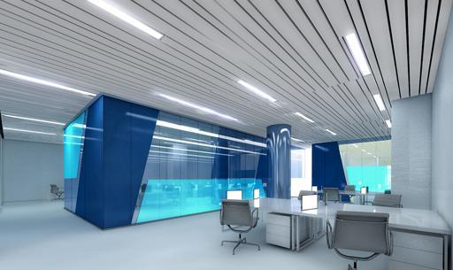 A-cero presenta un proyecto de interiorismo para las oficinas de ...