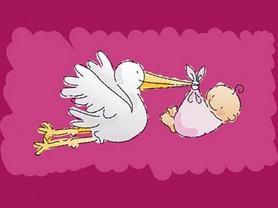 Imágenes de cigüeñas y bebés - Paperblog