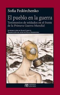 El Norte de Castilla libro El pueblo en la guerra de Sofia Fedórchenko