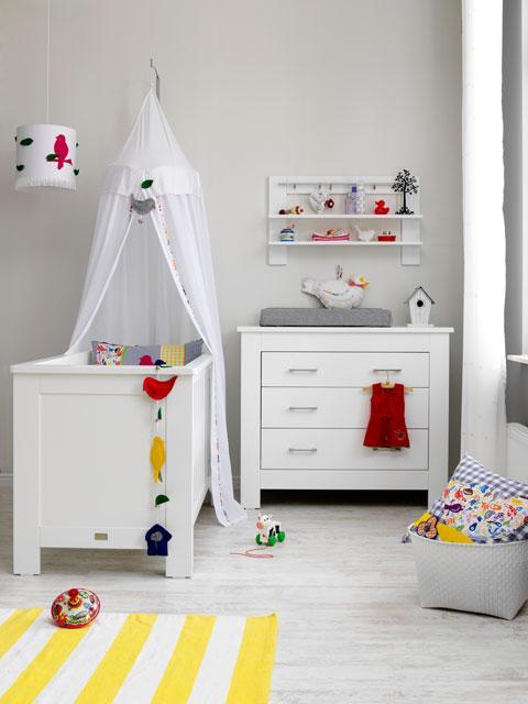 Tres propuestas para habitaciones infantiles paperblog - Habitaciones para tres ...