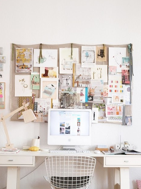 Ideas para decorar un escritorio paperblog - Decoracion de escritorios ...