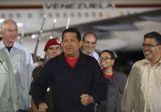 FALLECIDO HUGO CHAVEZ