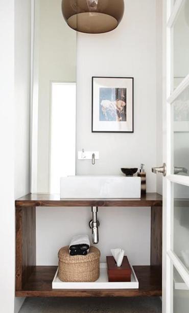 inspiraci n estilo para ba os chiquitos paperblog On baños chiquitos
