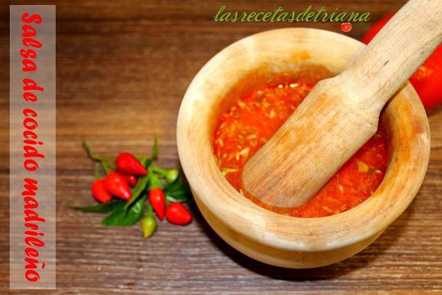 Salsa de cocido 2 0 paperblog - Salsa para bogavante cocido ...