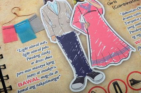 Dress Code · Invitados tomar nota!